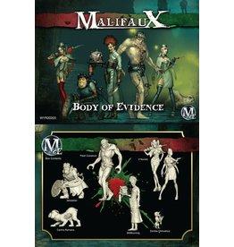 Wyrd McMourning Box Set - Body of Evidence
