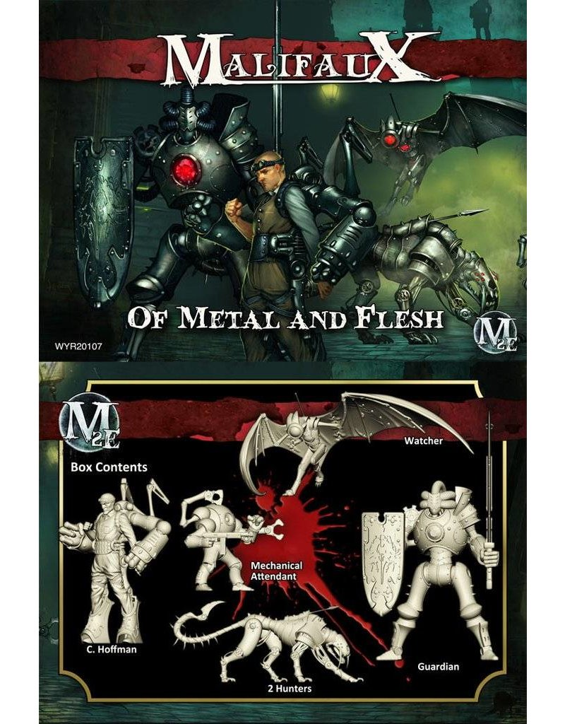 Wyrd Guild 'Of Metal And Flesh' - C.Hoffman Box set