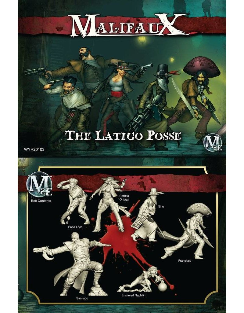 Wyrd Guild 'The Latigo Posse' - Perdita Ortega Box set