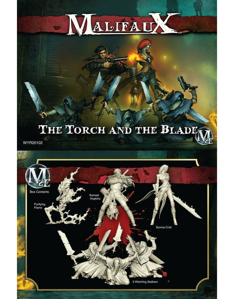 Wyrd Guild 'The Torch And The Blade' - Sonnia Criid Box set