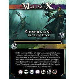 Wyrd Generalist Upgrade Deck