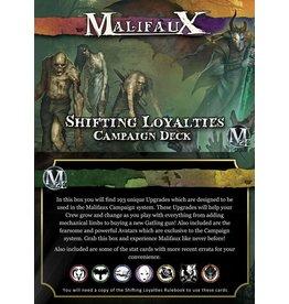 Wyrd Shifting Loyalties Campaign Deck