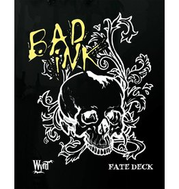 Wyrd Fate Deck - Bad Ink
