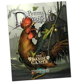 Wyrd TTB: The Bayou Games Penny Dreadful