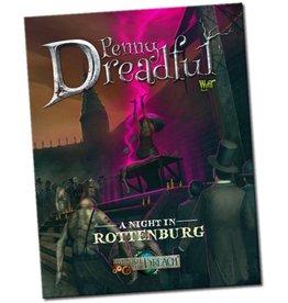 Wyrd A Night in Rottenburg (TTB Book)