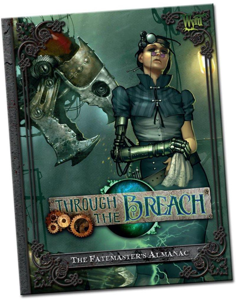 Wyrd Though the Breach: The Fatemasters Almanac