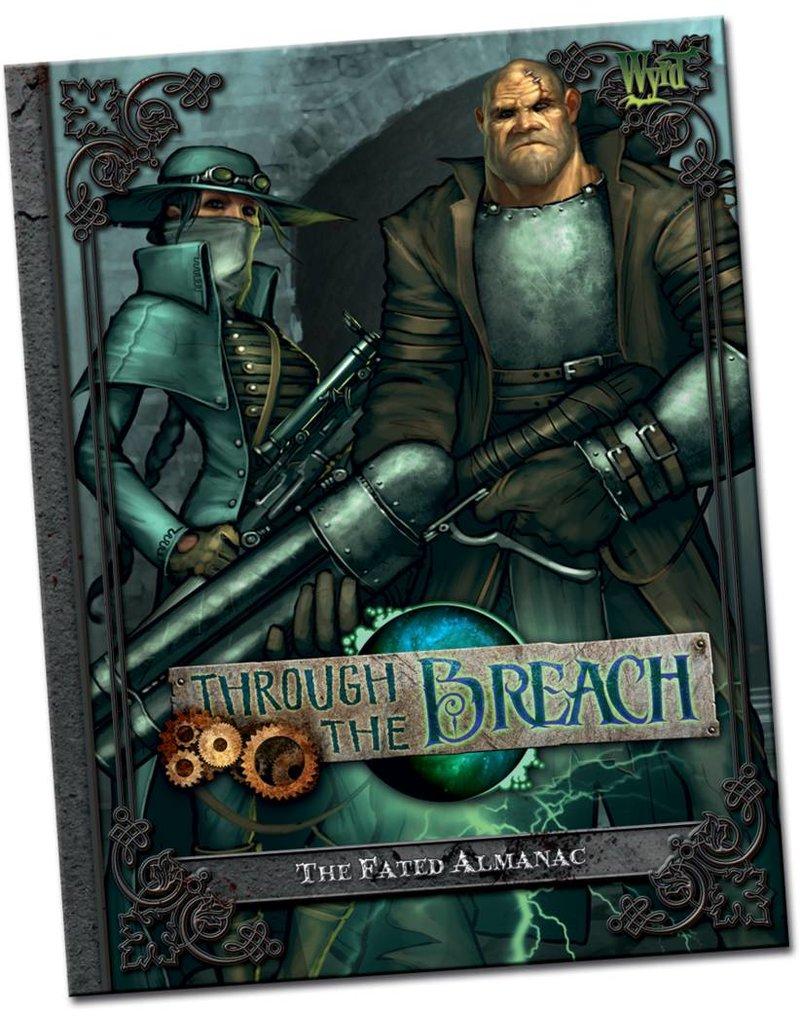 Wyrd Though the Breach: The Fated Almanac