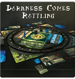 Wyrd Darkness Comes Rattling (Board Game)