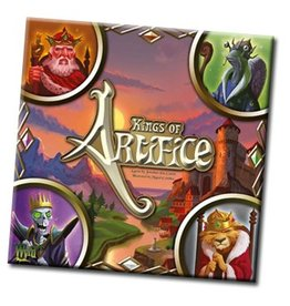 Wyrd Kings of Artifice - the Board Game