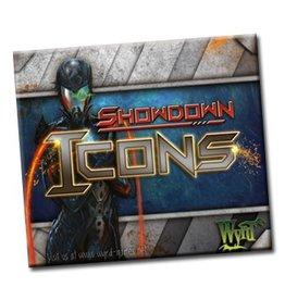 Wyrd Showdown Icons (Card Game in a box)