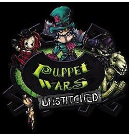 Wyrd Puppet Wars Unstitched (large box game)