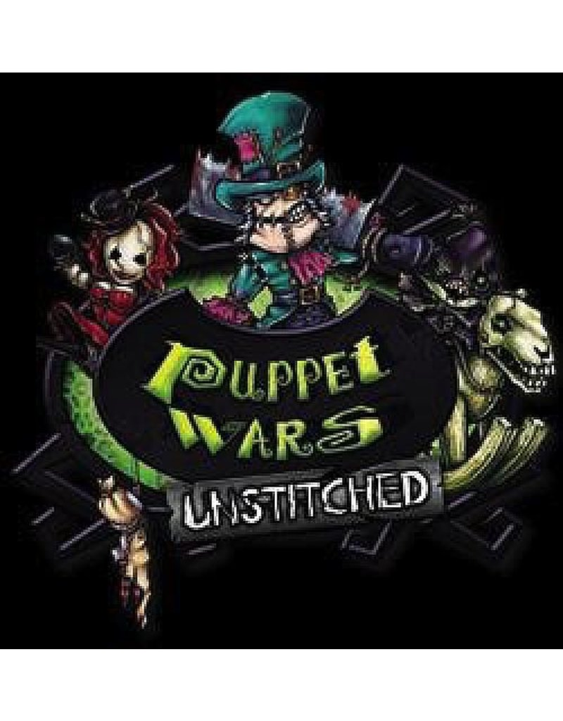 Wyrd Wyrd Puppet Wars Unstitched