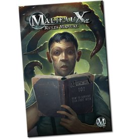 Wyrd Malifaux - M2E Rules Manual  (A5)