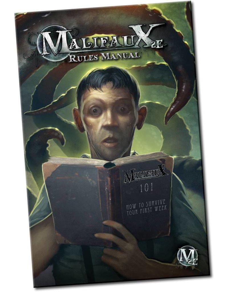 Wyrd Malifaux Rules Manual 2nd Edition (A5)