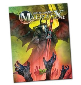 Wyrd Shifting Loyalties 2nd Edition Campaign Expansion