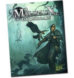 Wyrd M2E:Crossroads (Expansion Book)