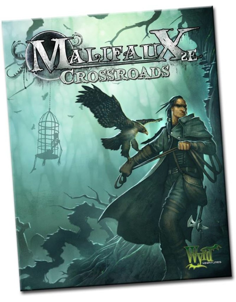 Wyrd Malifaux Crossroads 2nd Edition Rulebook Expansion