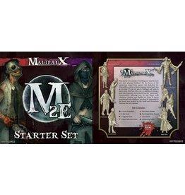 Wyrd Malifaux 2nd Edition Starter Set (2 Crews+decks etc)