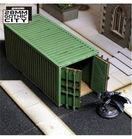 4Ground Shipping Container (C)