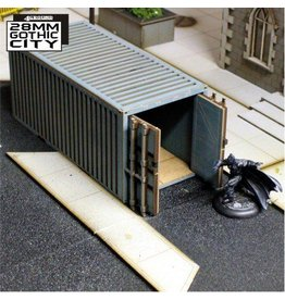 4Ground Shipping Container (B)