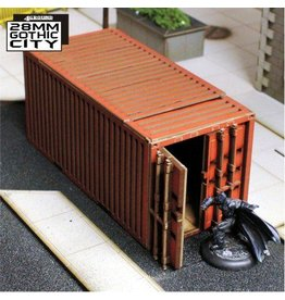 4Ground Shipping Container (A)