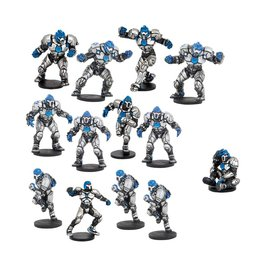 Mantic Games Trontek 29ers – Corporation Team