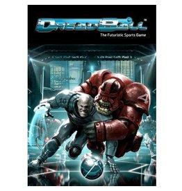 Mantic Games DreadBall - Rulebook 1st Edition