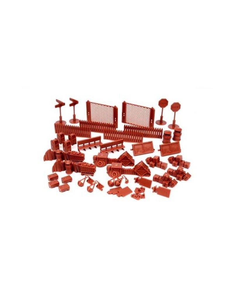 Mantic Games 20th Century Brick Urban Accessories