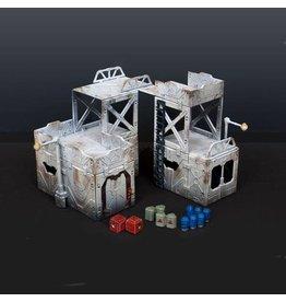 Mantic Games Battlezones: Sci-Fi Urban District