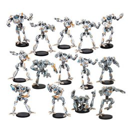 Mantic Games Chromium Chargers - Robot Team