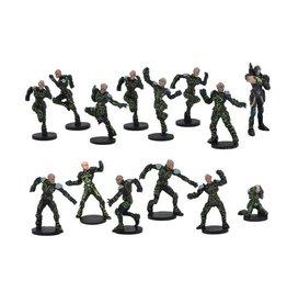 Mantic Games Shan-Meeg Starhawks - Asterian Team