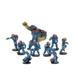 Mantic Games Rallion Roses - Hobgoblin Team
