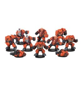 Mantic Games Rotatek Rockslides - Brokkr Team