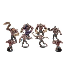 Mantic Games Kovoss Kryptics - Mutant Team