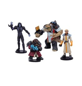 Mantic Games DreadBall Xtreme Sponsor Set