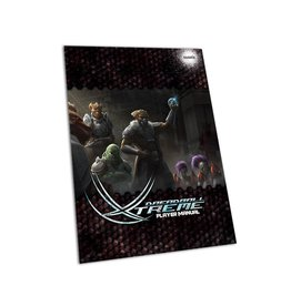 Mantic Games DreadBall Xtreme Player Manual