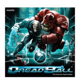 Mantic Games DreadBall - The Futuristic Sports Game