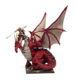 Mantic Games Elf Dragon Kindred Lord