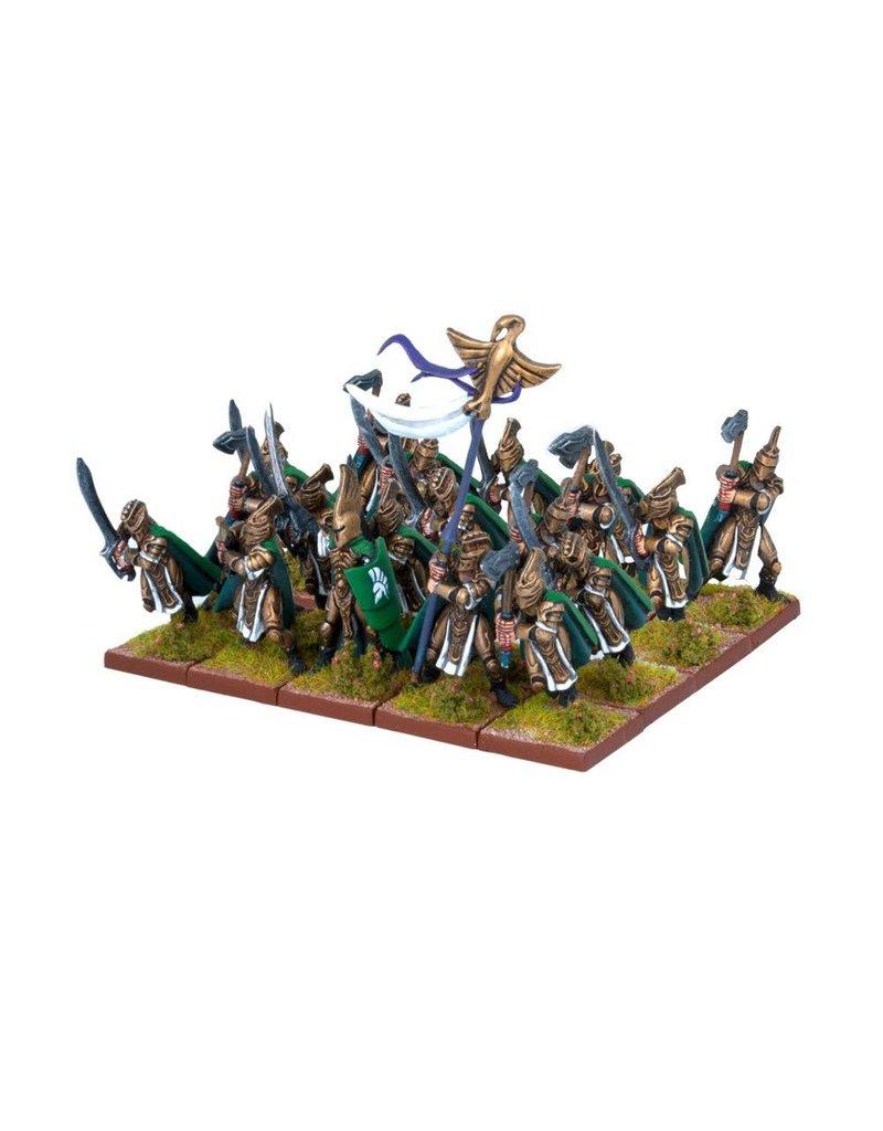 Mantic Games Elves: Palace Guard Regiment