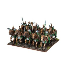 Mantic Games Elf Stormwind Cavalry Regiment