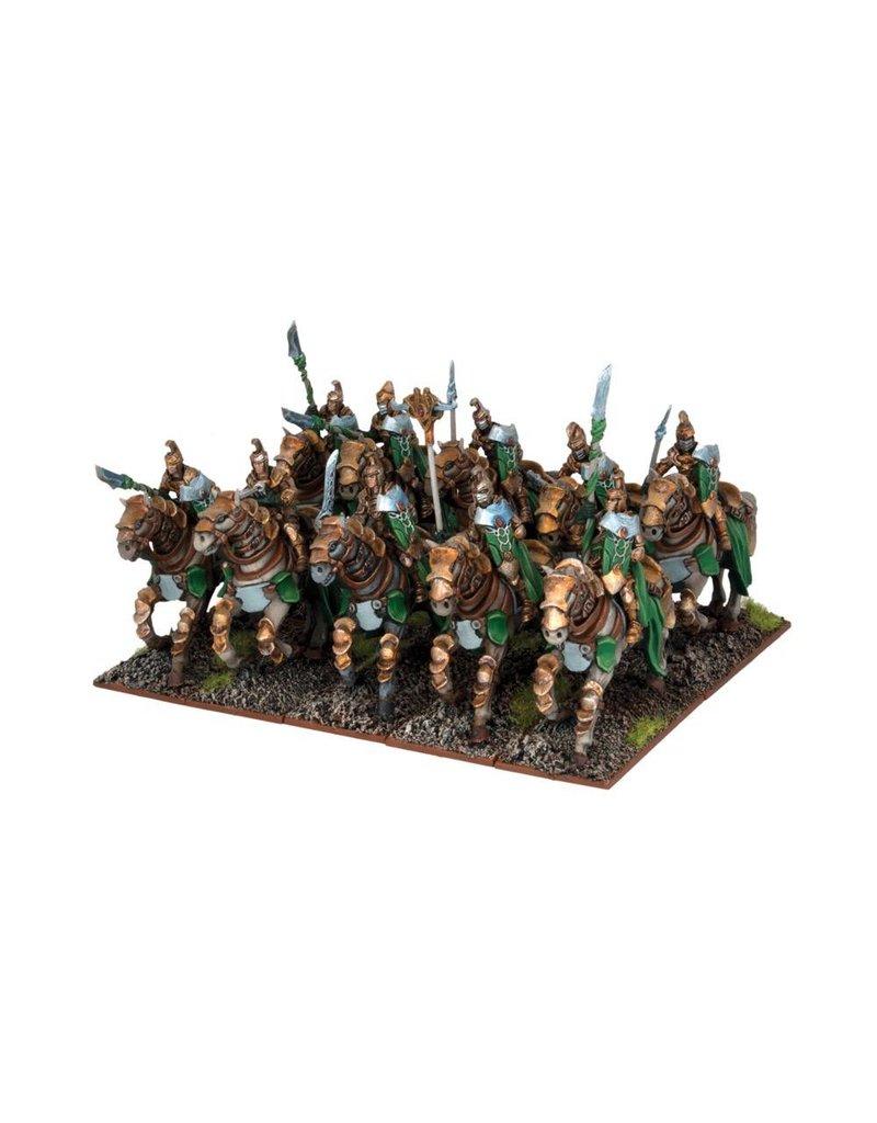 Mantic Games Elves: Stormwind Cavalry Regiment
