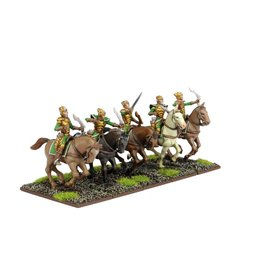 Mantic Games Elf Silverbreeze Cavalry Troop