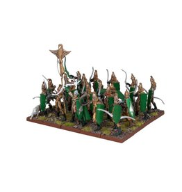 Mantic Games Elf Bowmen Regiment