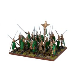 Mantic Games Elf Spearmen Regiment