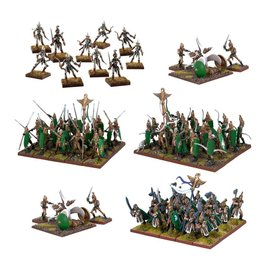 Mantic Games Elf Army