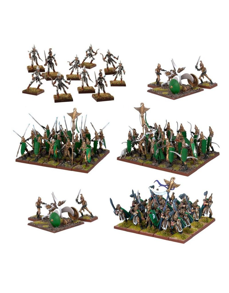 Mantic Games Elf Starter Army (OLD)