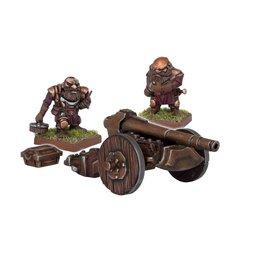 Mantic Games Ironbelcher Cannon