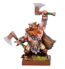 Mantic Games Dwarf Berserker Lord