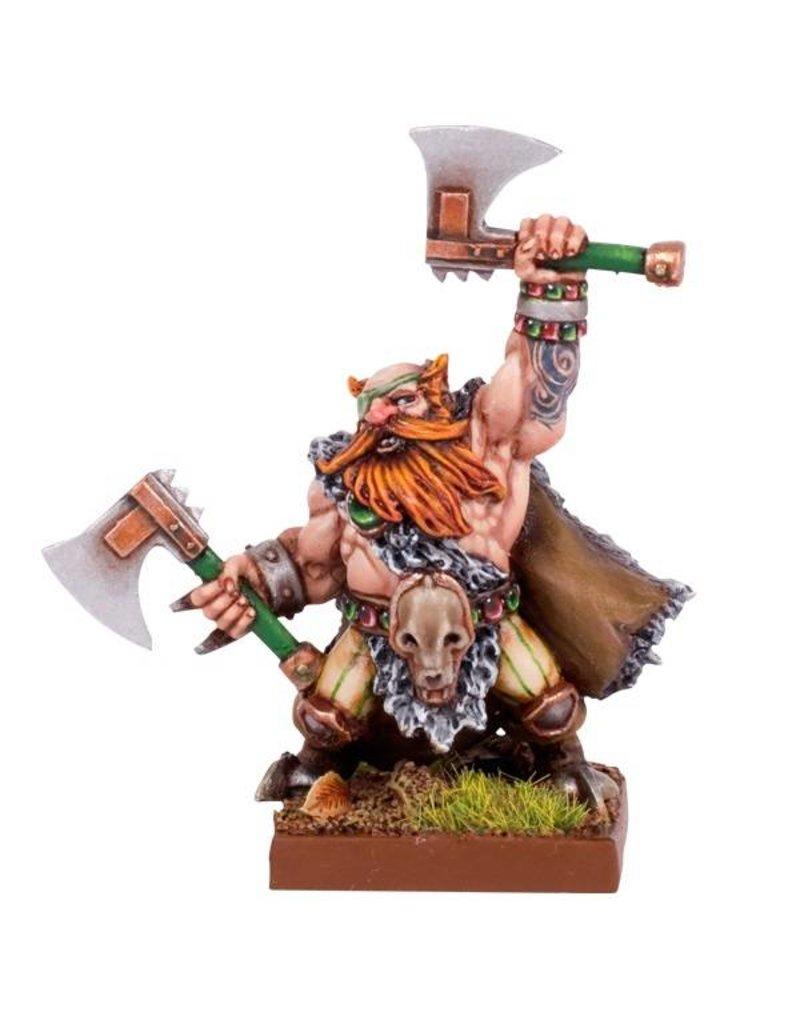 Mantic Games Dwarfs: Berserker Lord
