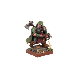 Mantic Games Dwarf Herneas The Hunter
